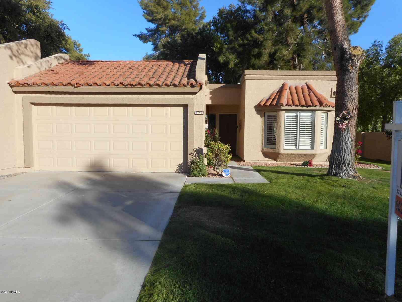 18601 N 95TH Drive, Peoria, AZ, 85382,
