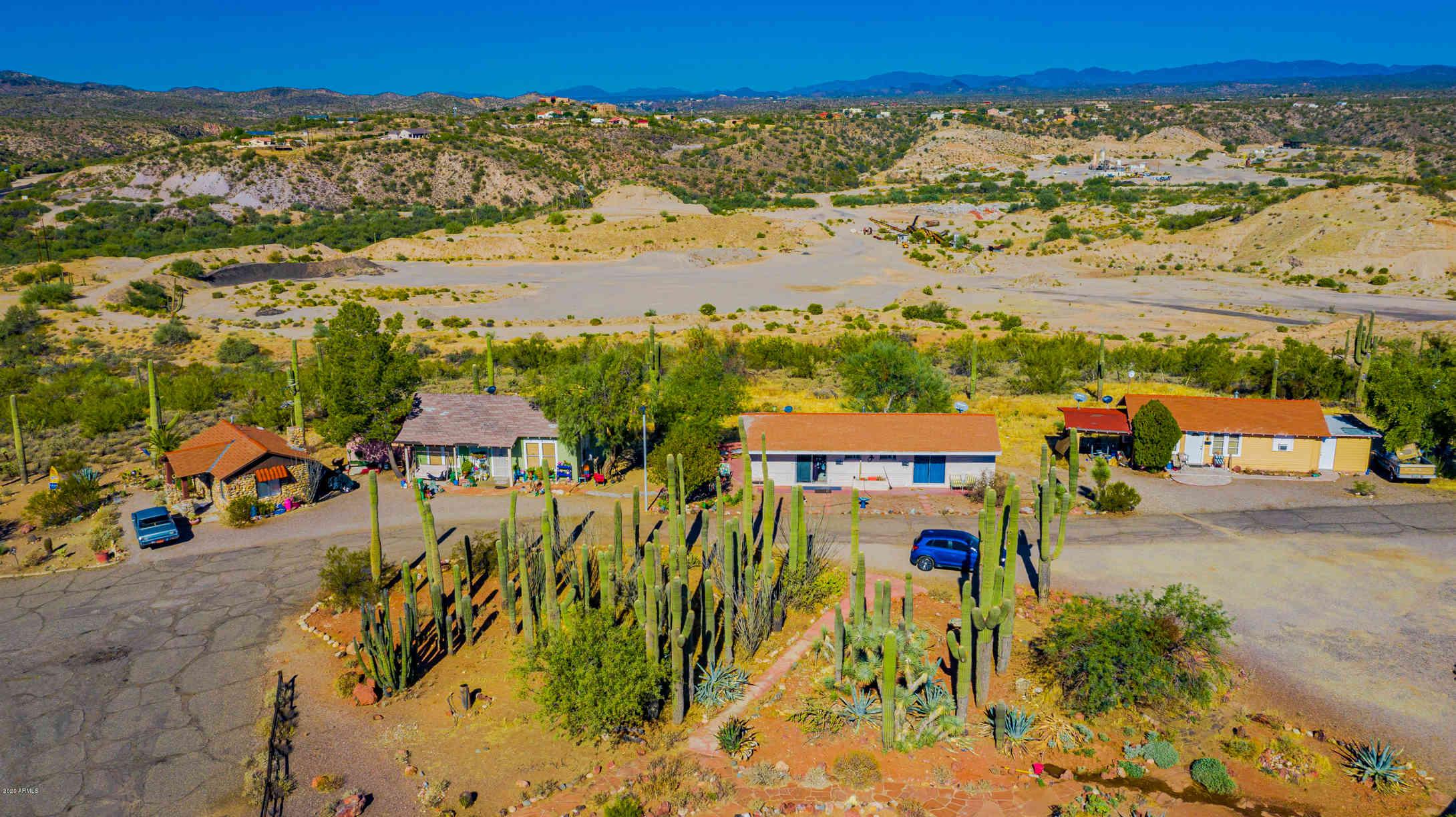 44004 W GRAND Avenue #1-5, Morristown, AZ, 85342,
