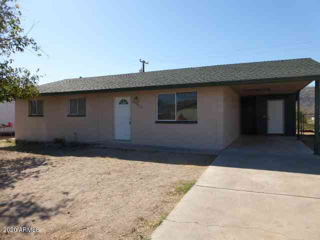 417 W JAMESTOWN Road, Kearny, AZ, 85137,