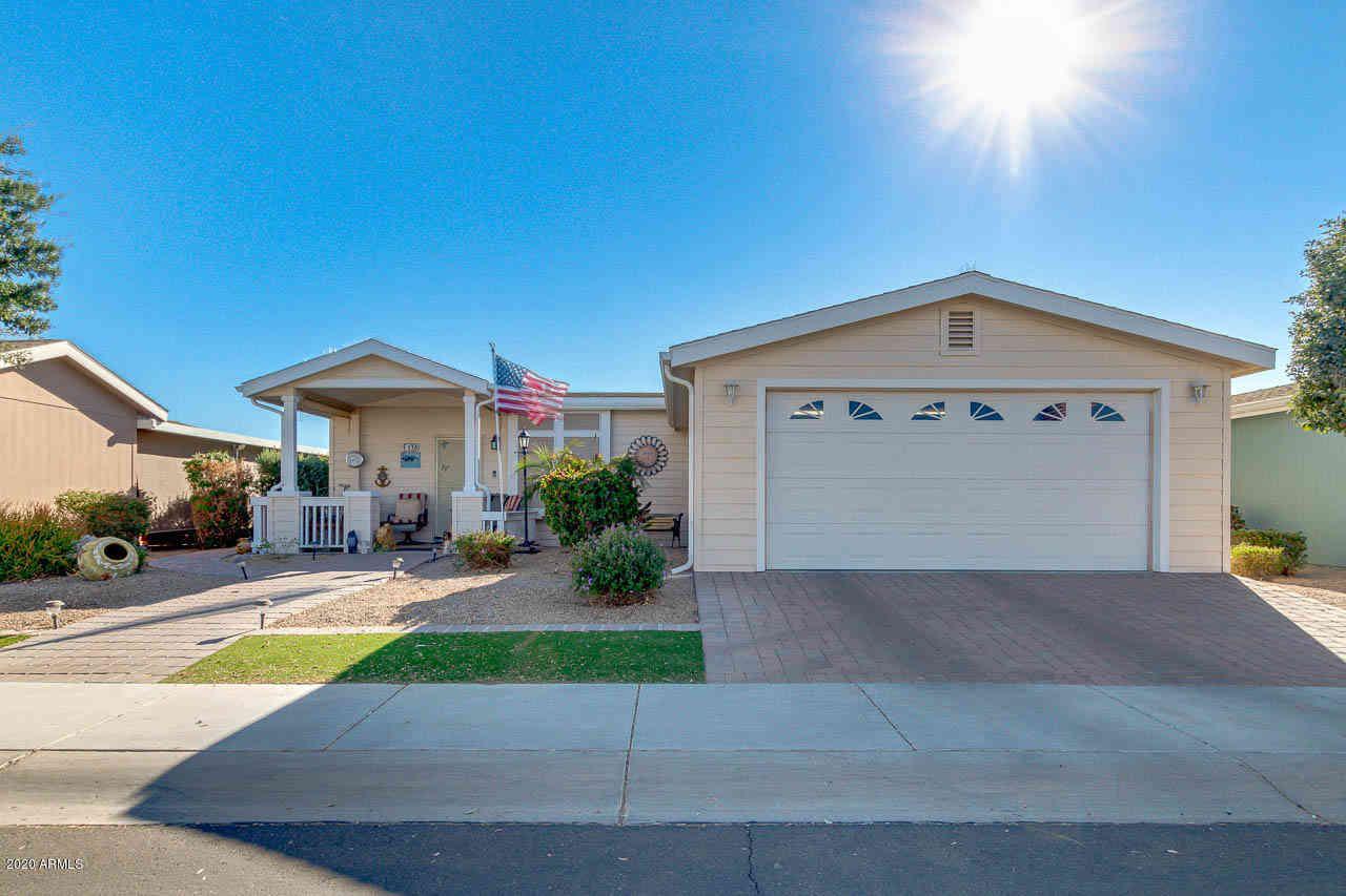 11201 N EL MIRAGE Road #F136, El Mirage, AZ, 85335,