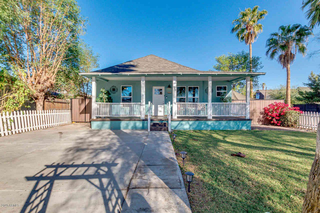 930 E TAYLOR Street, Phoenix, AZ, 85006,