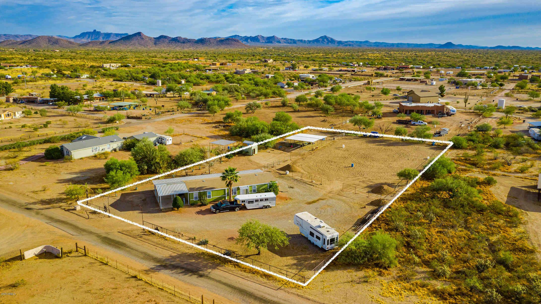 40623 N 253RD Avenue, Morristown, AZ, 85342,