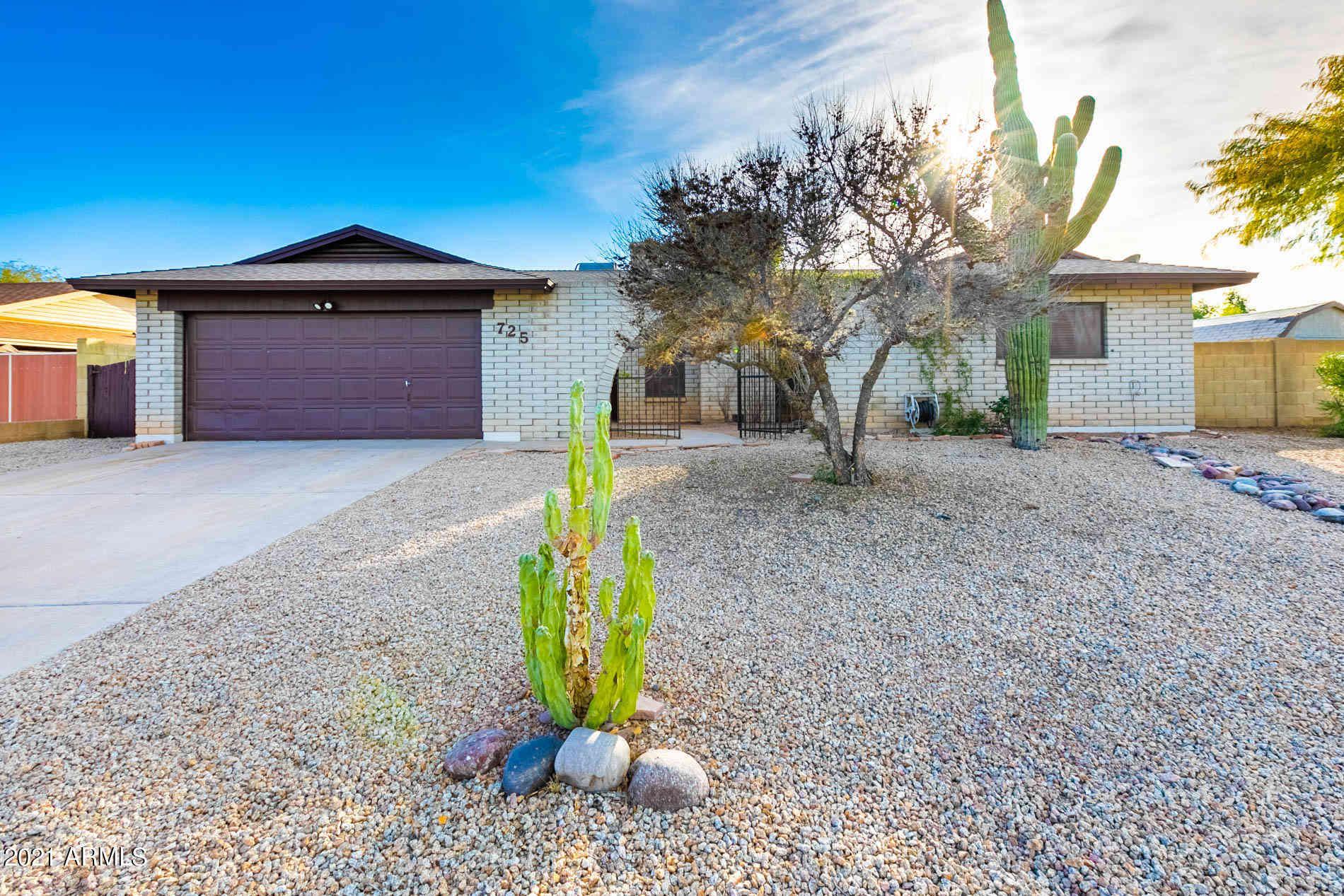725 W VAUGHN Street, Tempe, AZ, 85283,