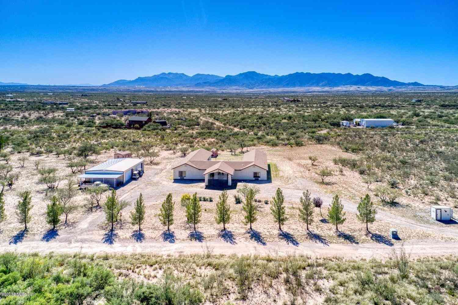 1010 W OLSON Trail, Huachuca City, AZ, 85616,