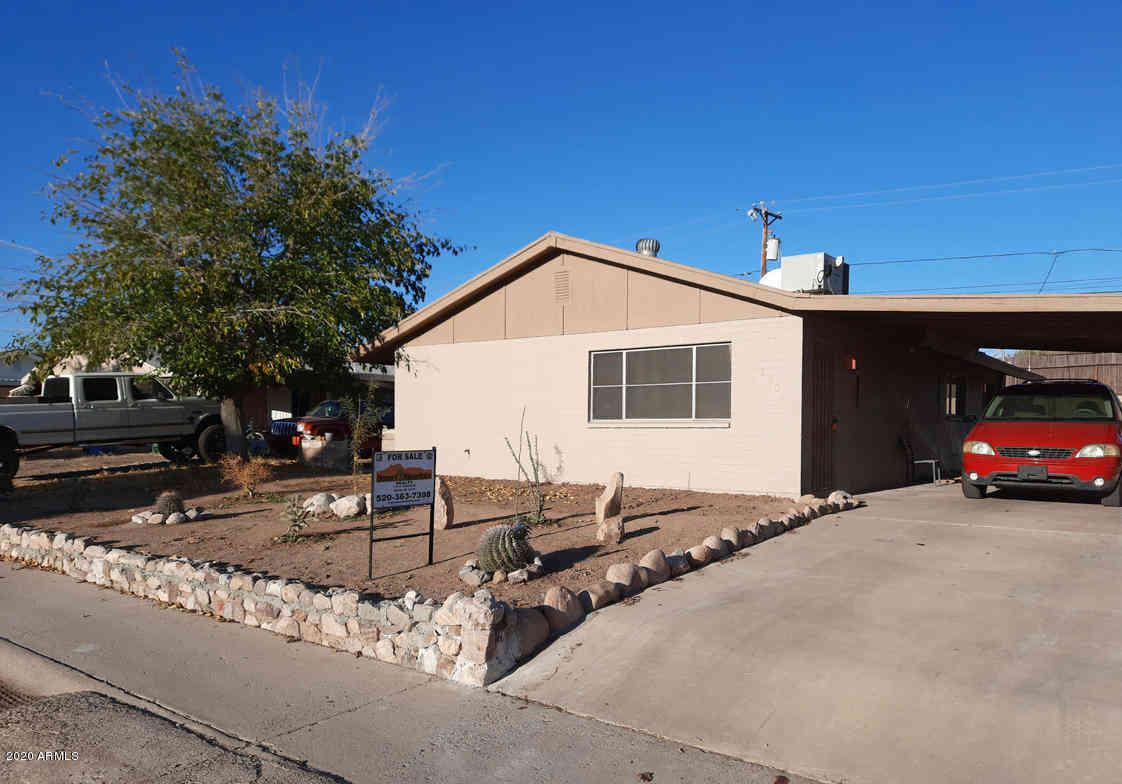 340 W Fairhaven Road, Kearny, AZ, 85137,
