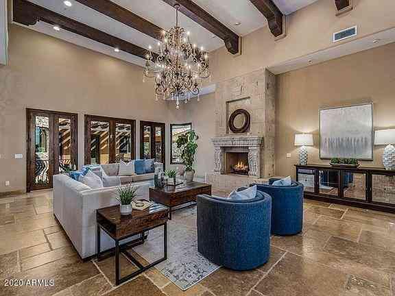 10815 N Arista Lane, Fountain Hills, AZ, 85268,