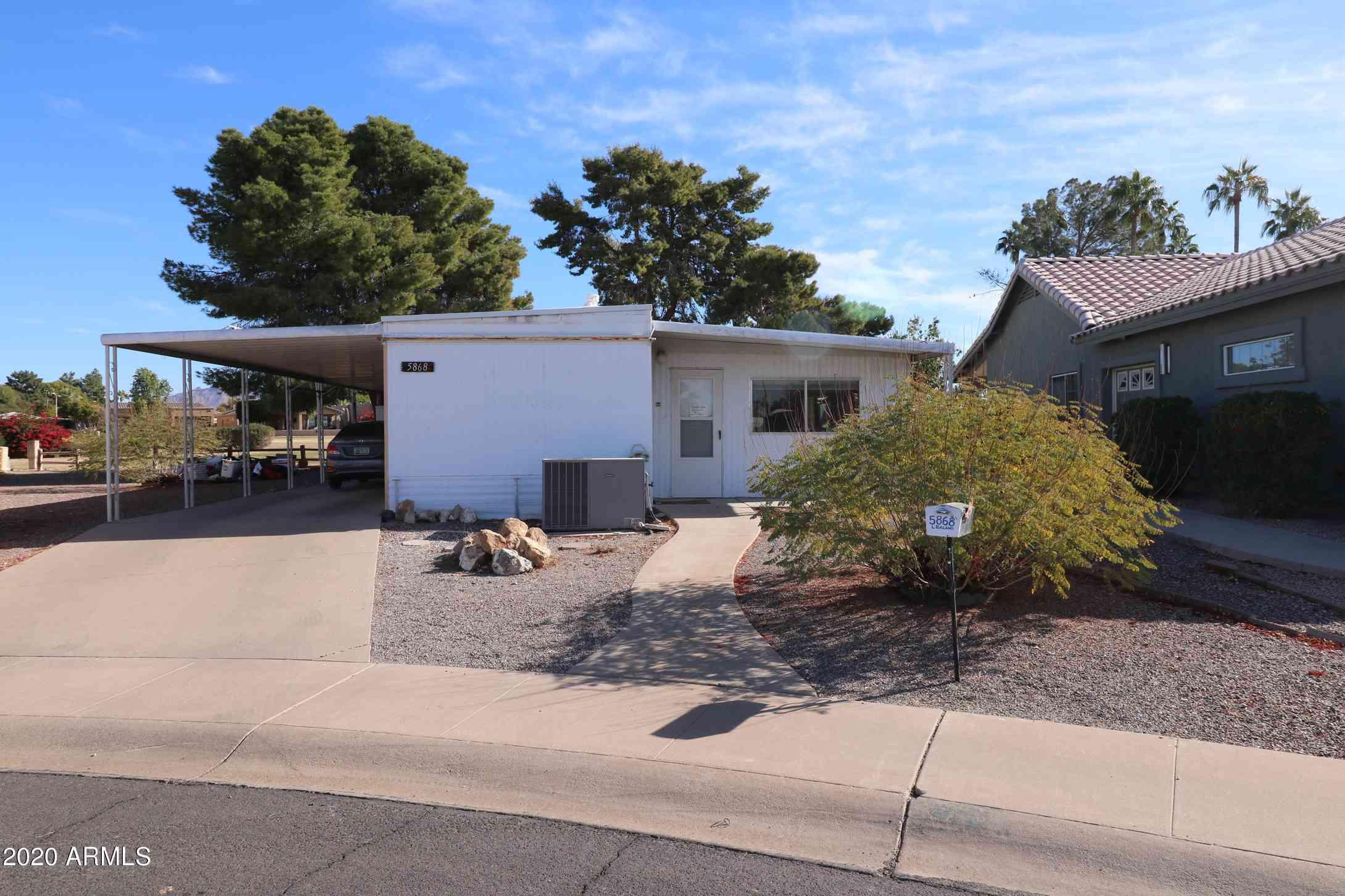 5868 E LELAND Street, Mesa, AZ, 85215,