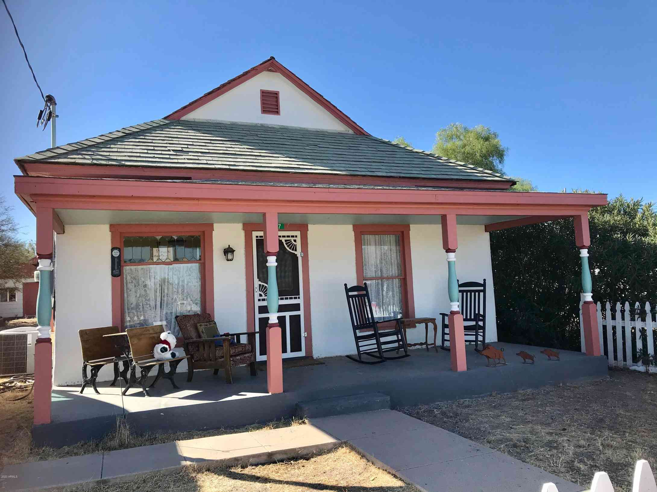 107 E SAFFORD Street, Tombstone, AZ, 85638,
