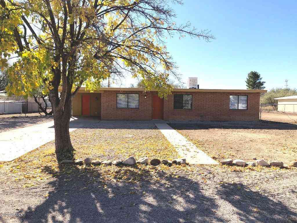 162 E HICKORY Place, Huachuca City, AZ, 85616,
