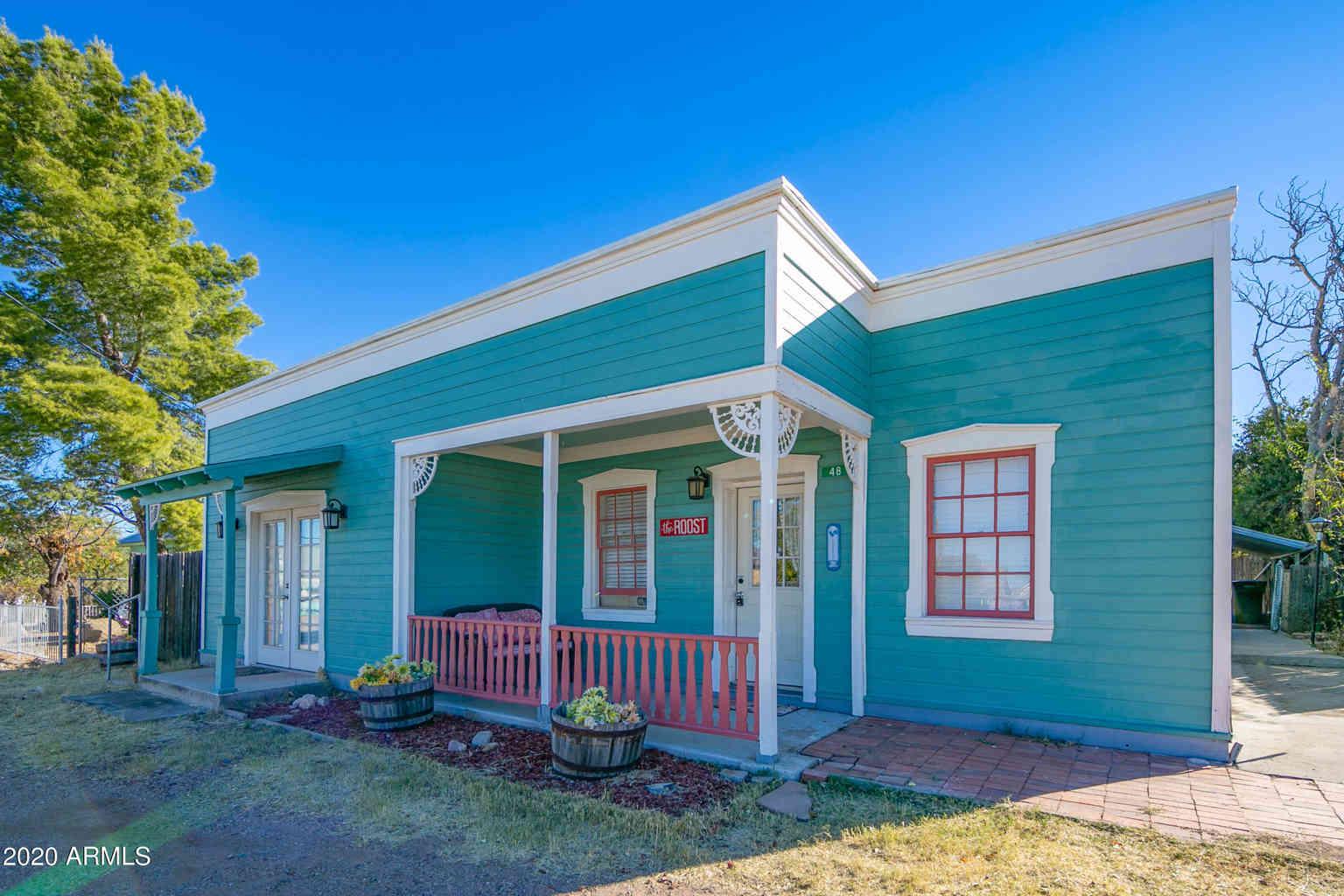 48 N 3rd Street, Tombstone, AZ, 85638,