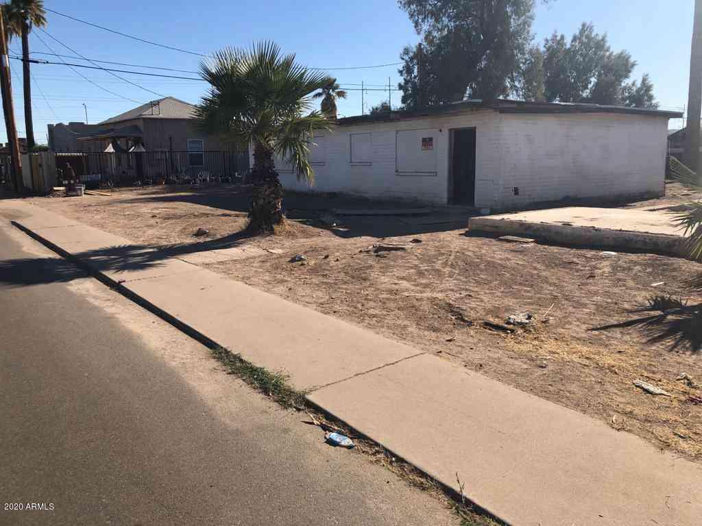 1001 S 4TH Avenue, Phoenix, AZ, 85003,