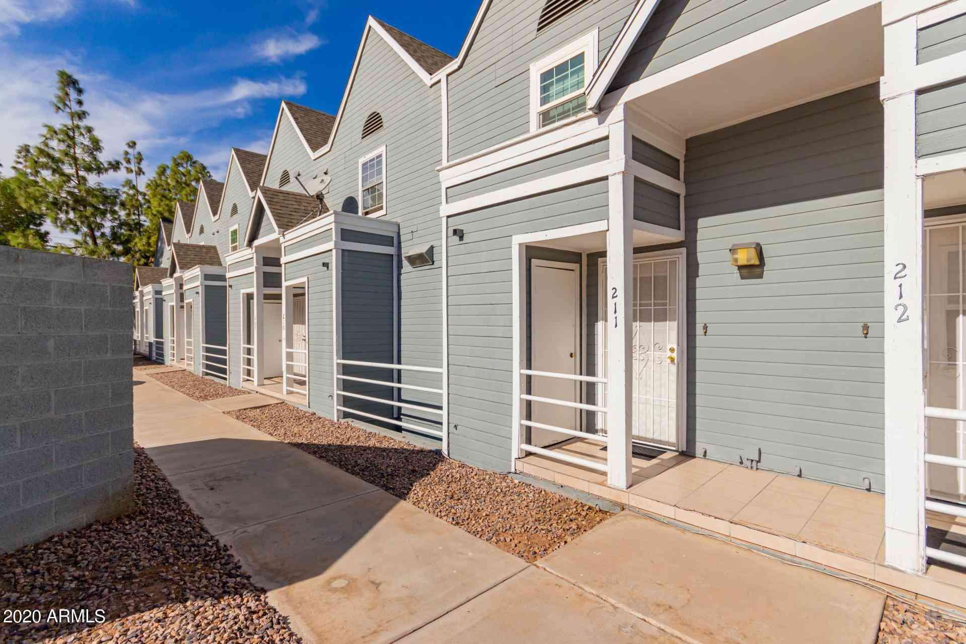 1505 N CENTER Street #211, Mesa, AZ, 85201,