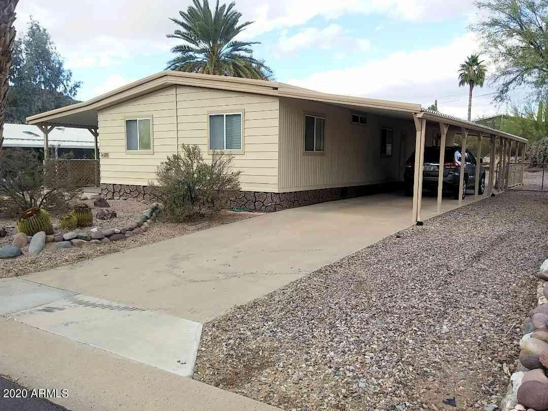 280 W MONTE VISTA Drive, Queen Valley, AZ, 85118,