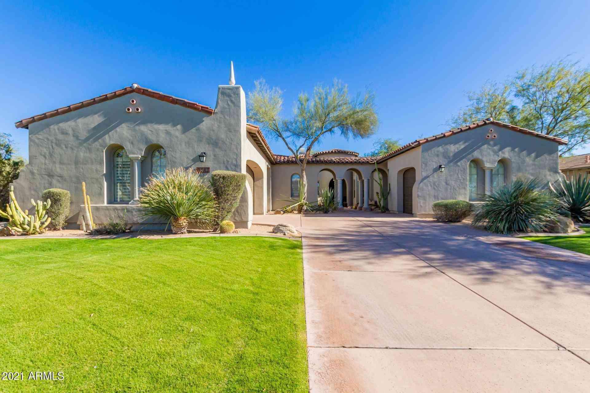 9183 E MOUNTAIN SPRING Road, Scottsdale, AZ, 85255,