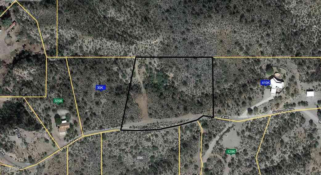 456XXX N US HWY 60 89 Highway #-, Morristown, AZ, 85342,