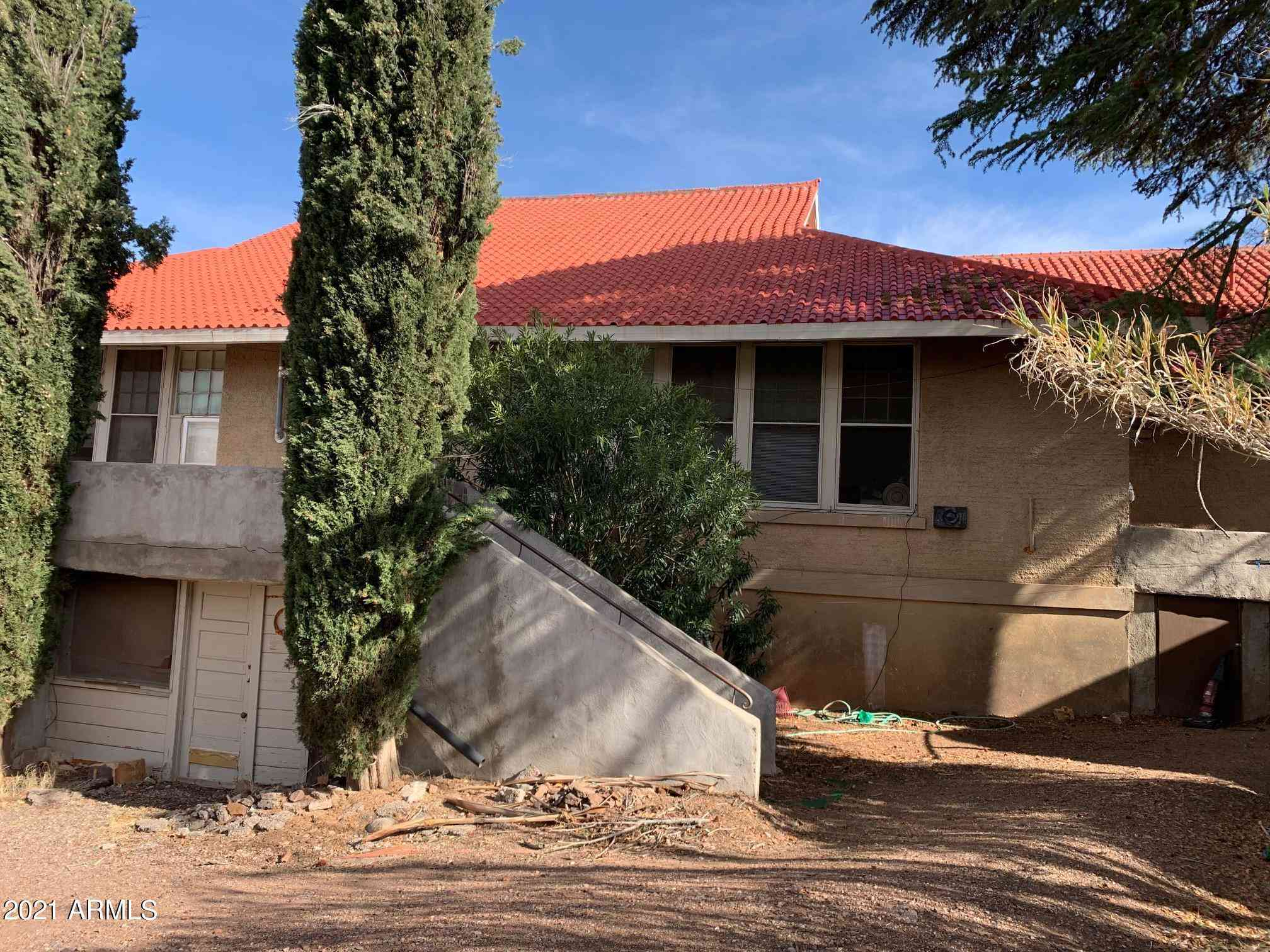 404 14TH Terrace, Bisbee, AZ, 85603,
