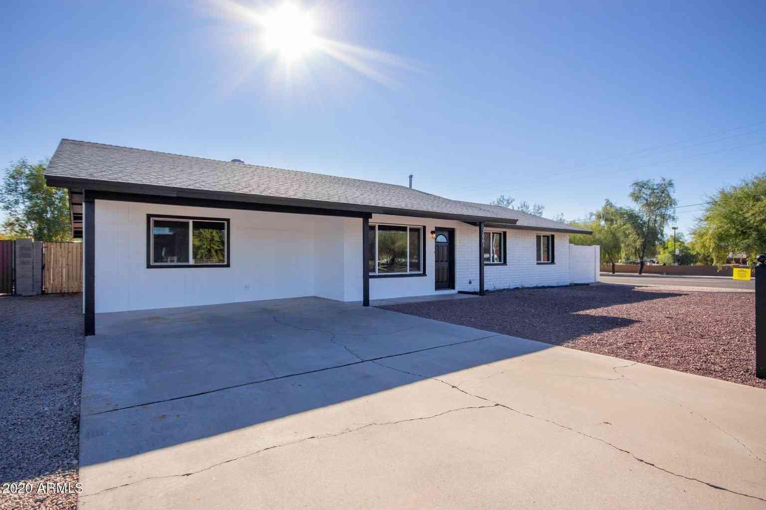 3861 W CARIBBEAN Lane, Phoenix, AZ, 85053,