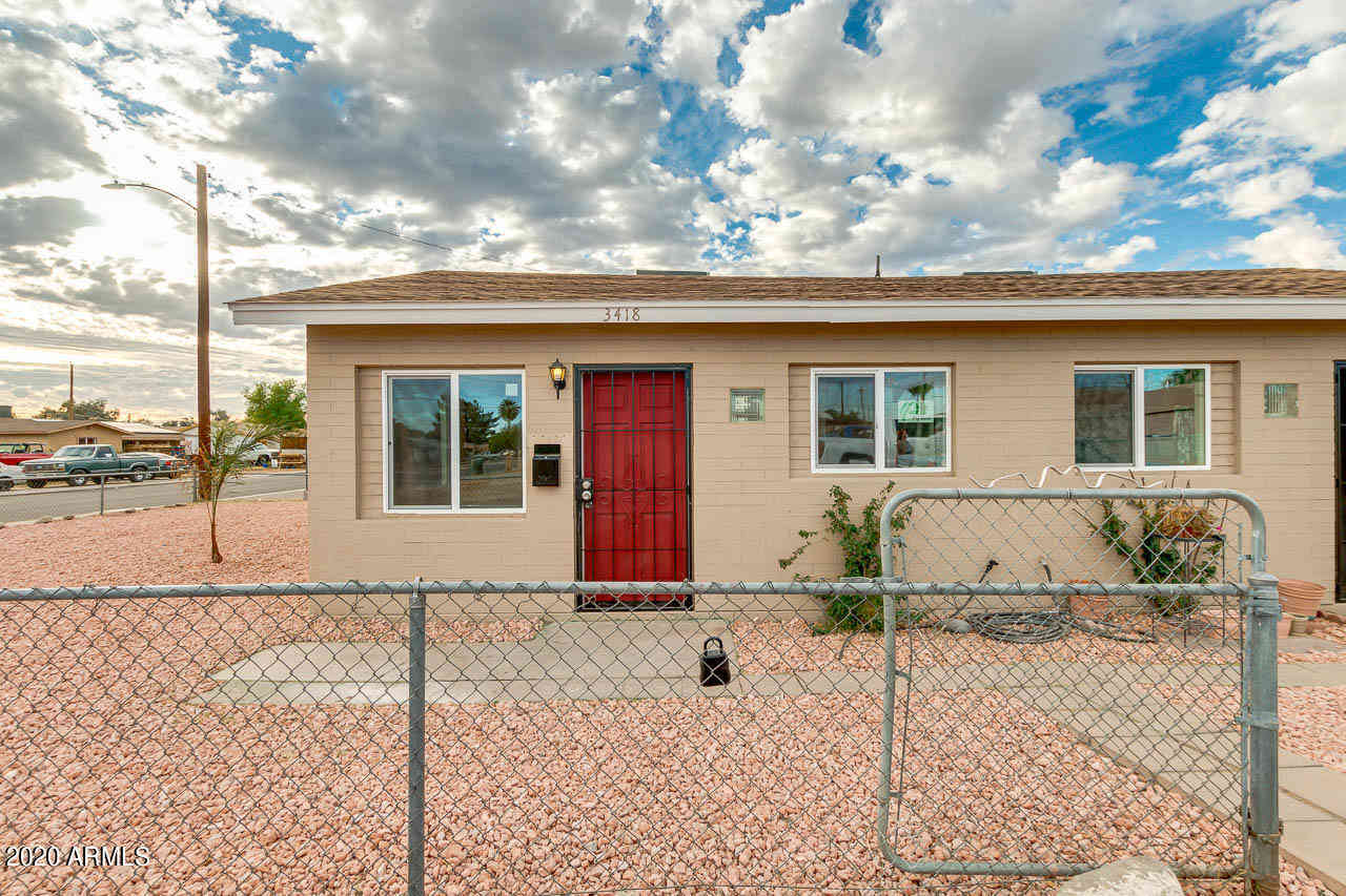 3414 W LYNWOOD Street, Phoenix, AZ, 85009,