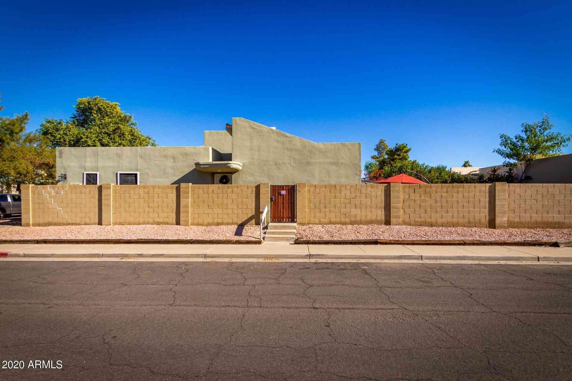 5829 E NANCE Street, Mesa, AZ, 85215,