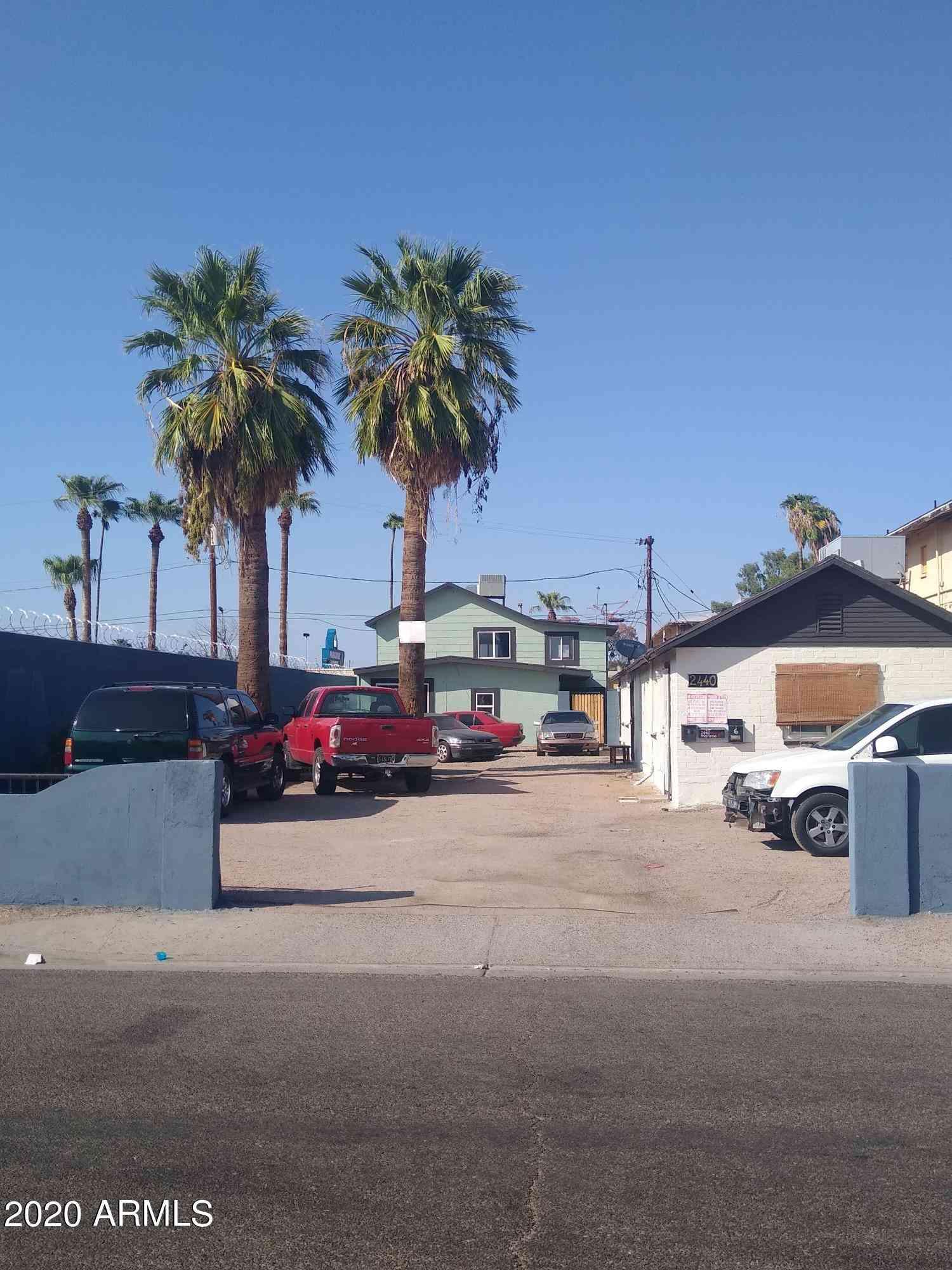 2442 E MONROE Street, Phoenix, AZ, 85034,