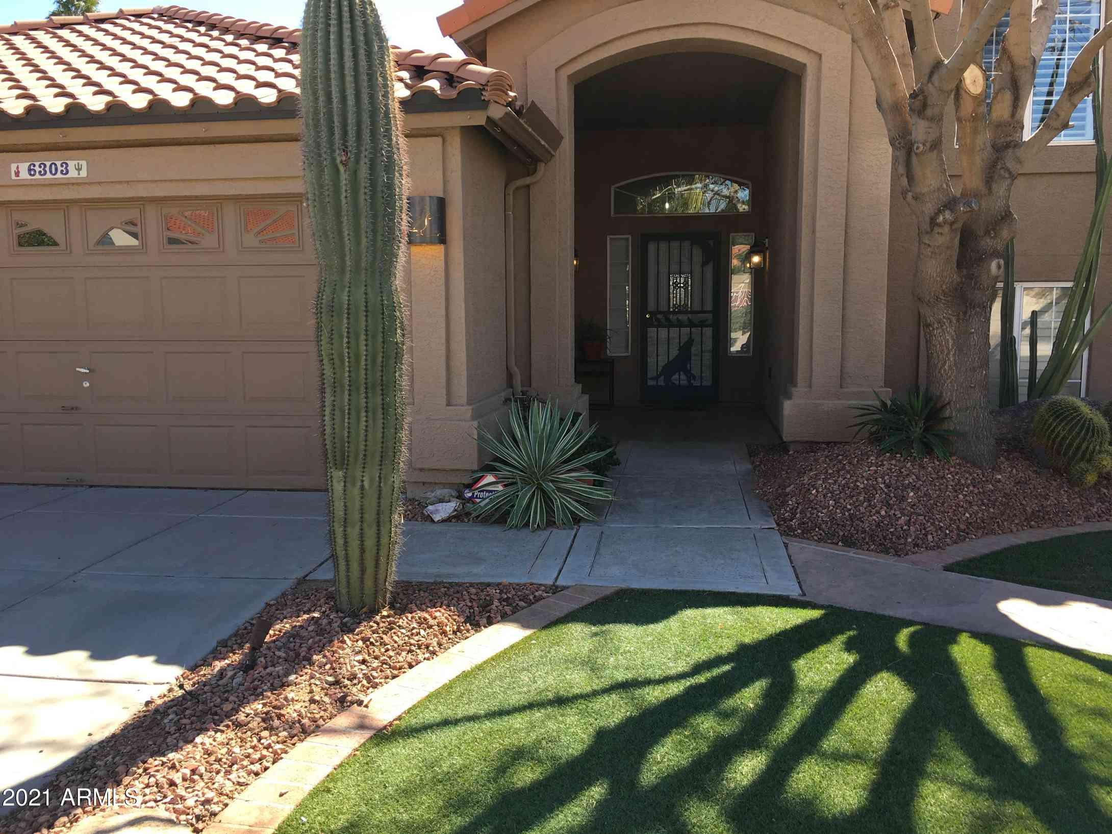 6303 W LONE CACTUS Drive, Glendale, AZ, 85308,
