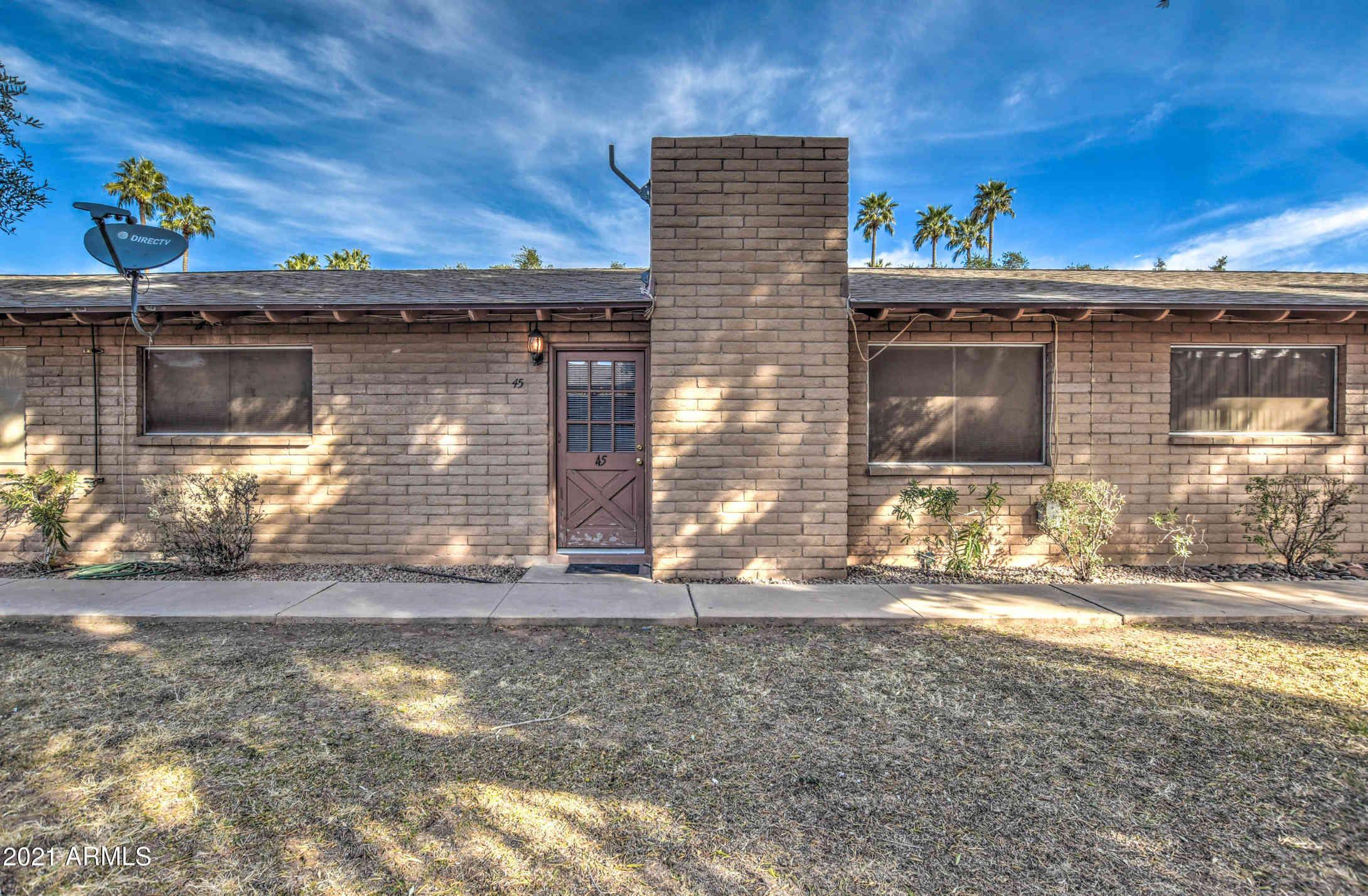 3031 S RURAL Road #45, Tempe, AZ, 85282,
