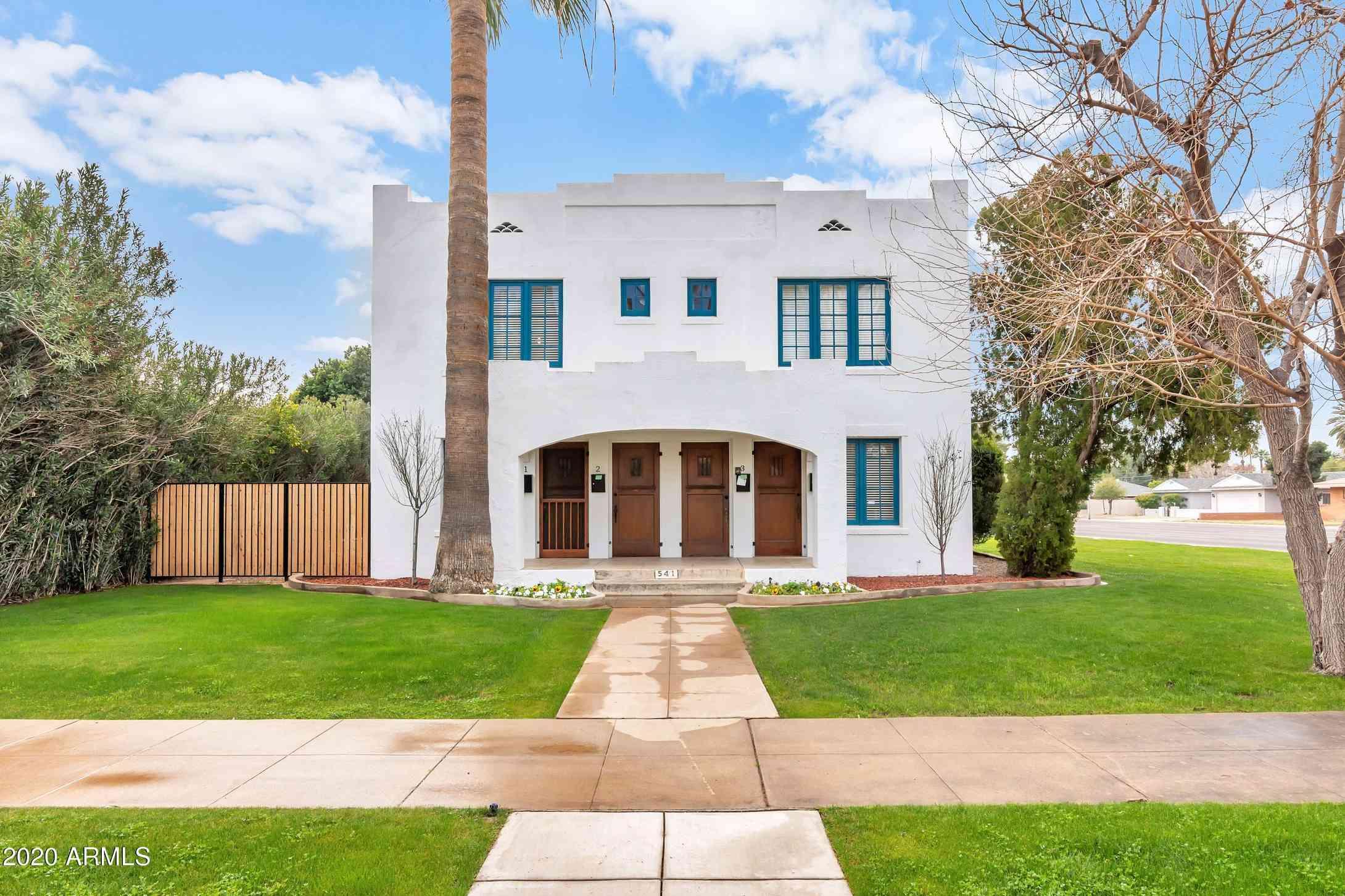 541 W MONTE VISTA Road, Phoenix, AZ, 85003,