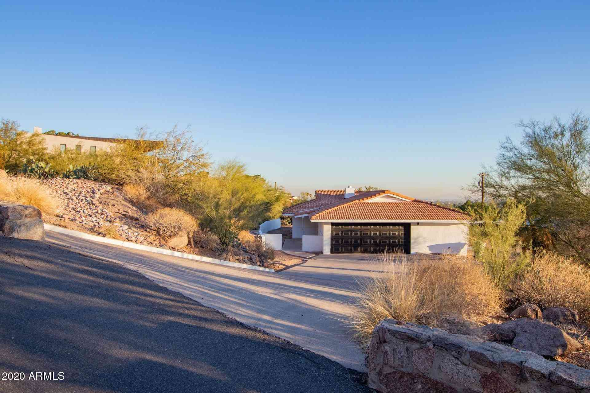 5437 E WONDERVIEW Road, Phoenix, AZ, 85018,