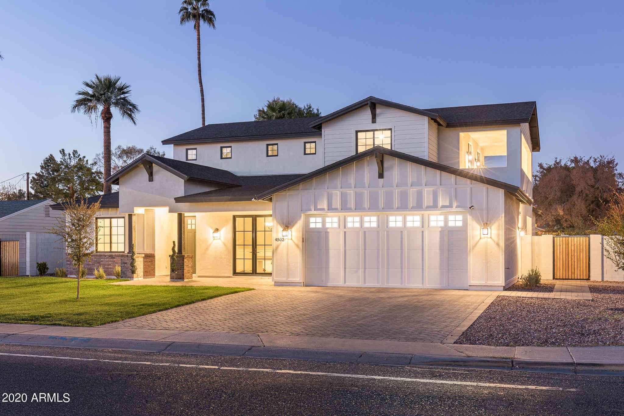 4502 N 39th Place, Phoenix, AZ, 85018,