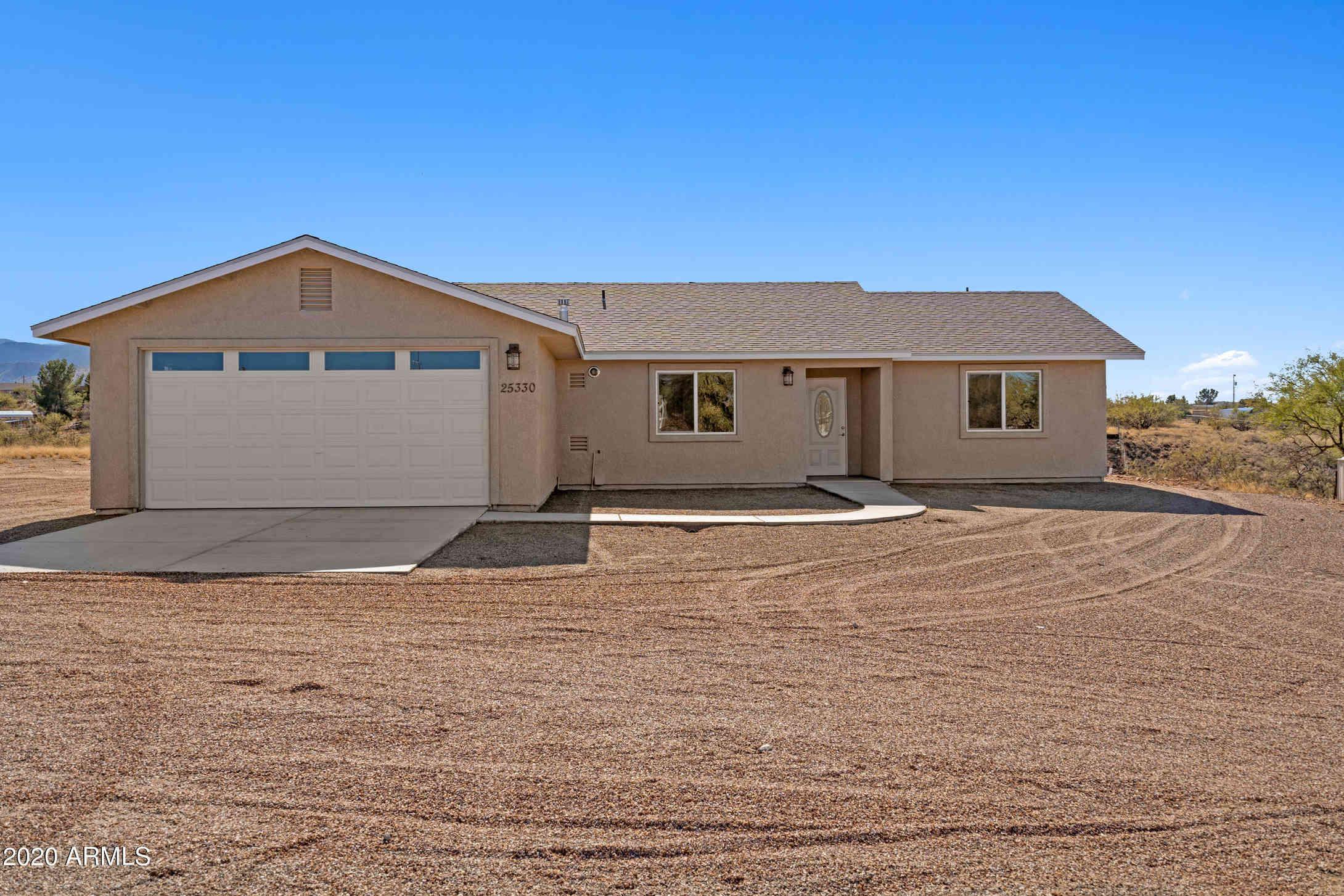 25330 E WALAPAI Trail, Benson, AZ, 85602,