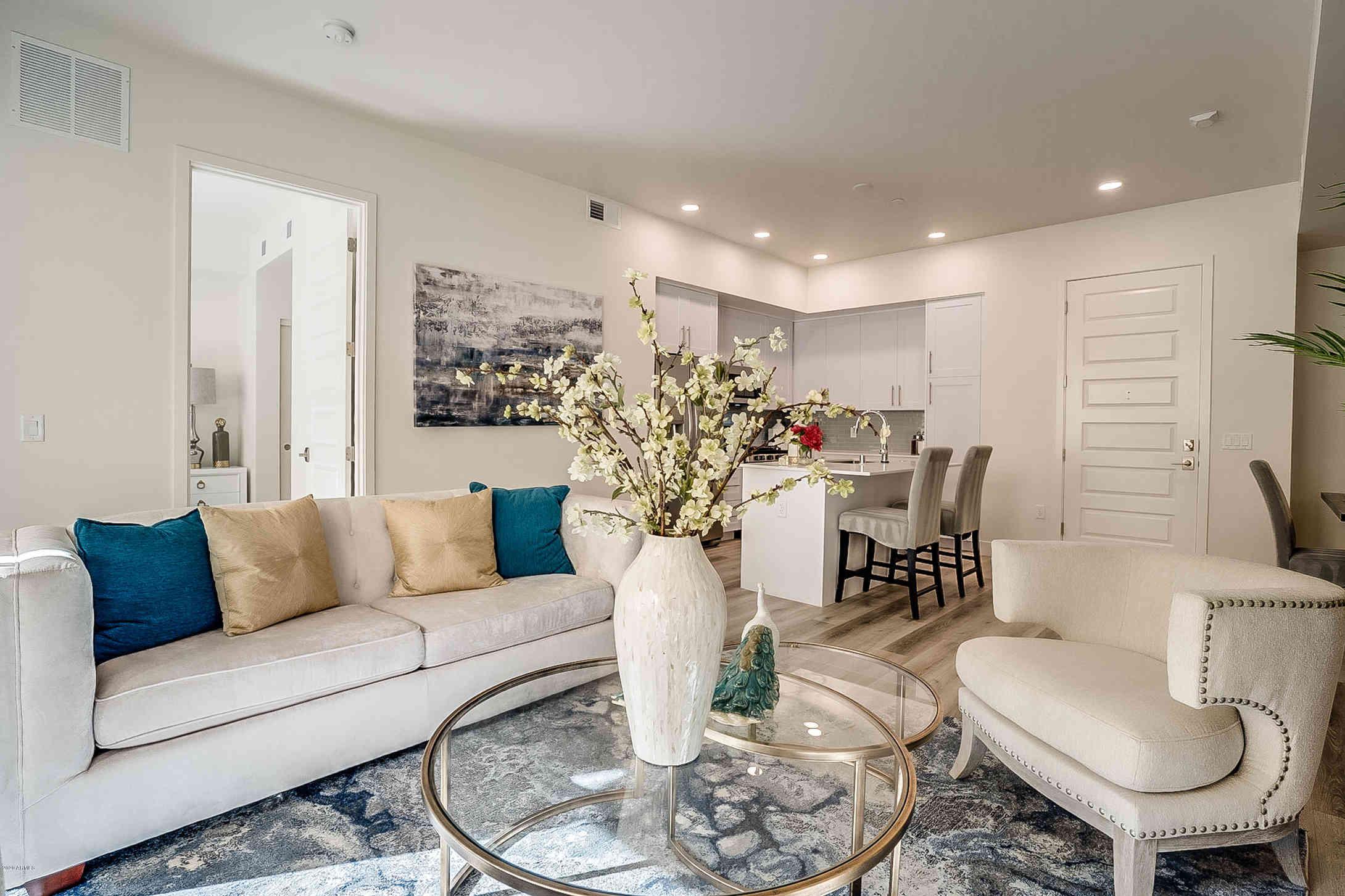 Sunny Living Room, 7300 E EARLL Drive #2021, Scottsdale, AZ, 85251,