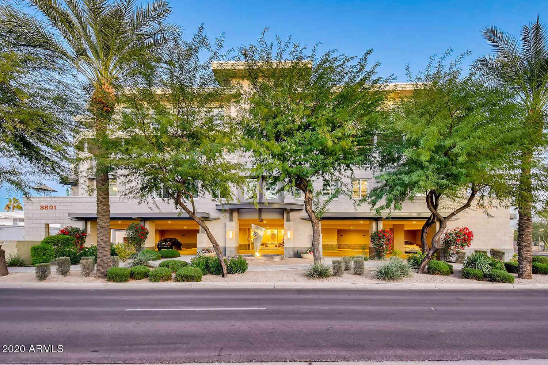 3801 N GOLDWATER Boulevard #401, Scottsdale, AZ, 85251,