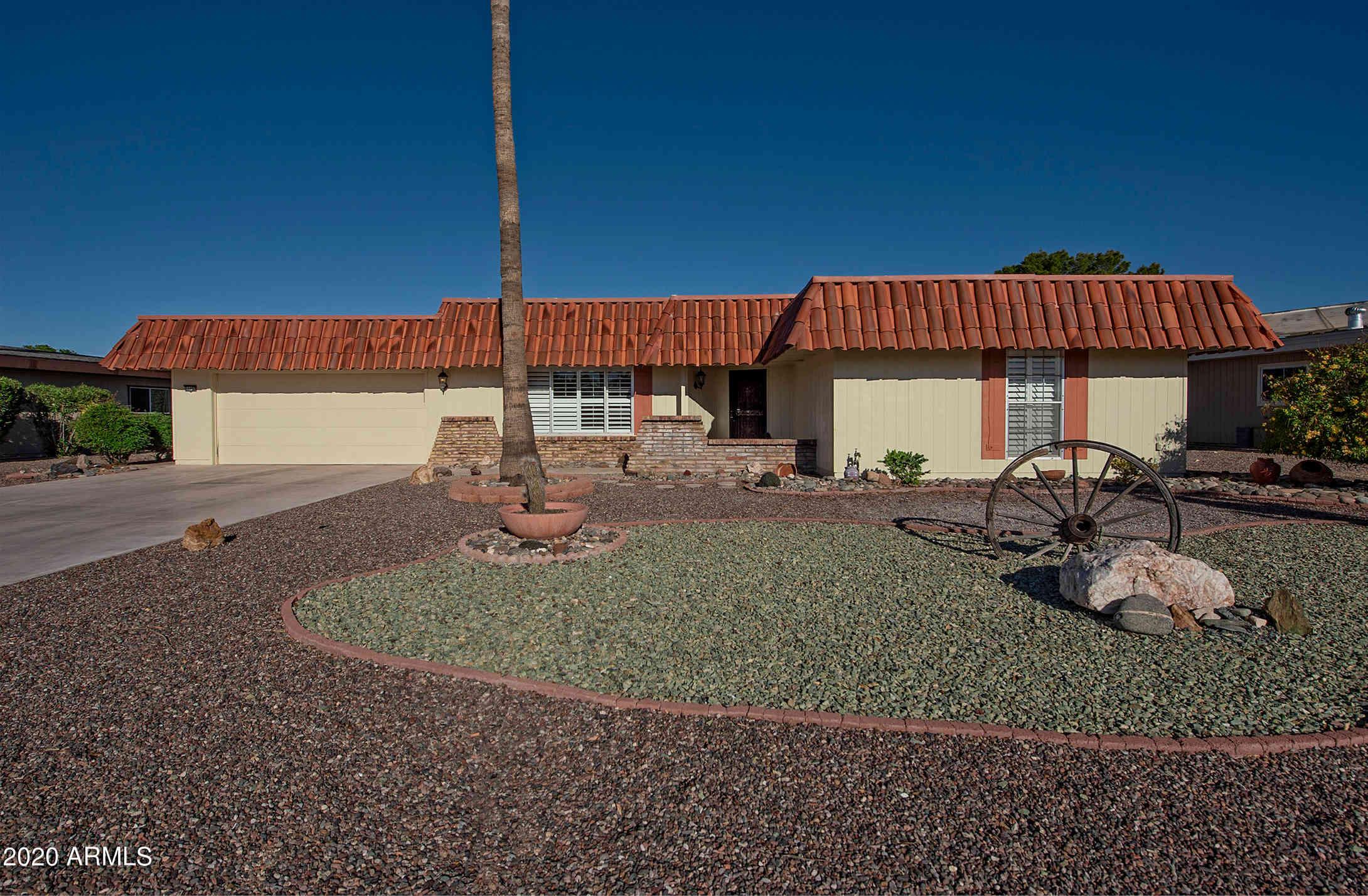 11022 W BOSWELL Boulevard, Sun City, AZ, 85373,