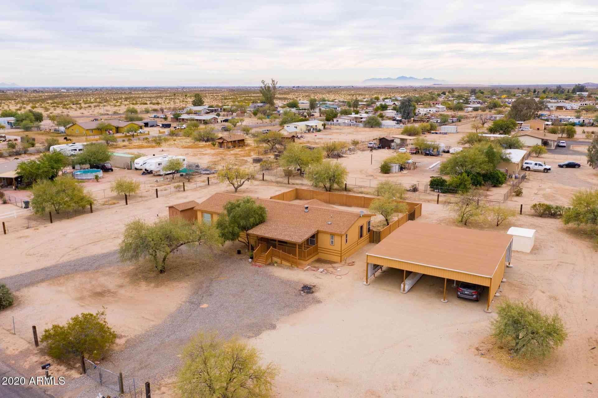 20417 W DENVER HILL Drive, Wittmann, AZ, 85361,