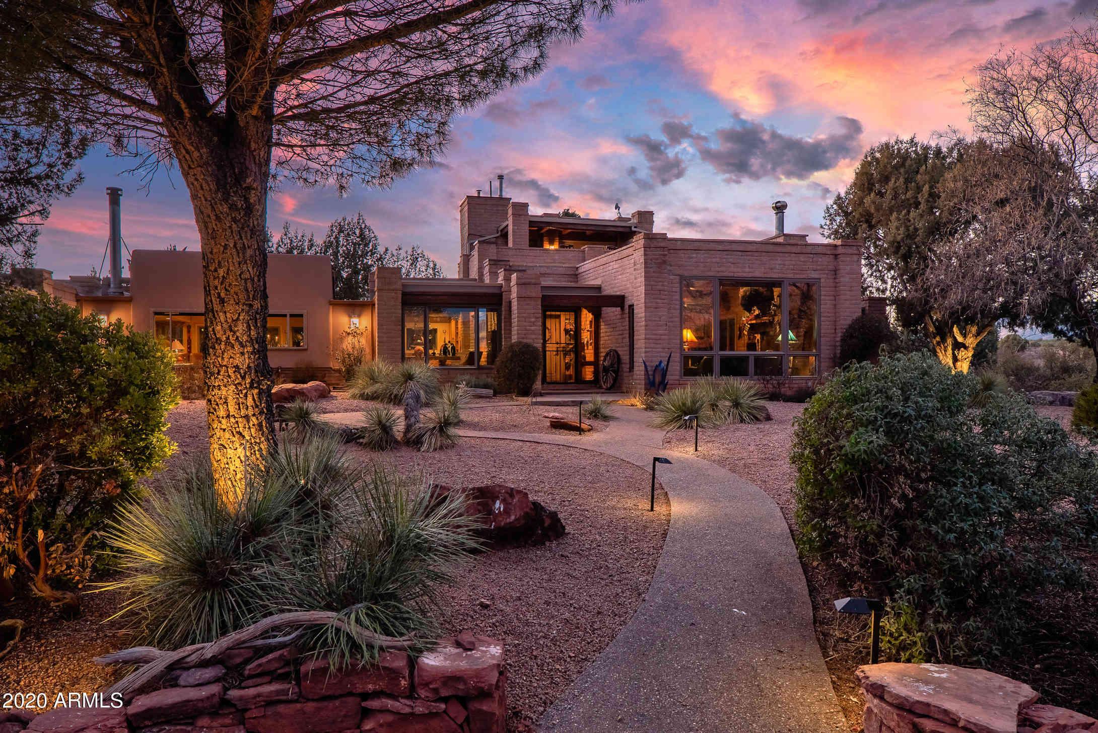 315 Bear Mountain Rd --, Sedona, AZ, 86336,