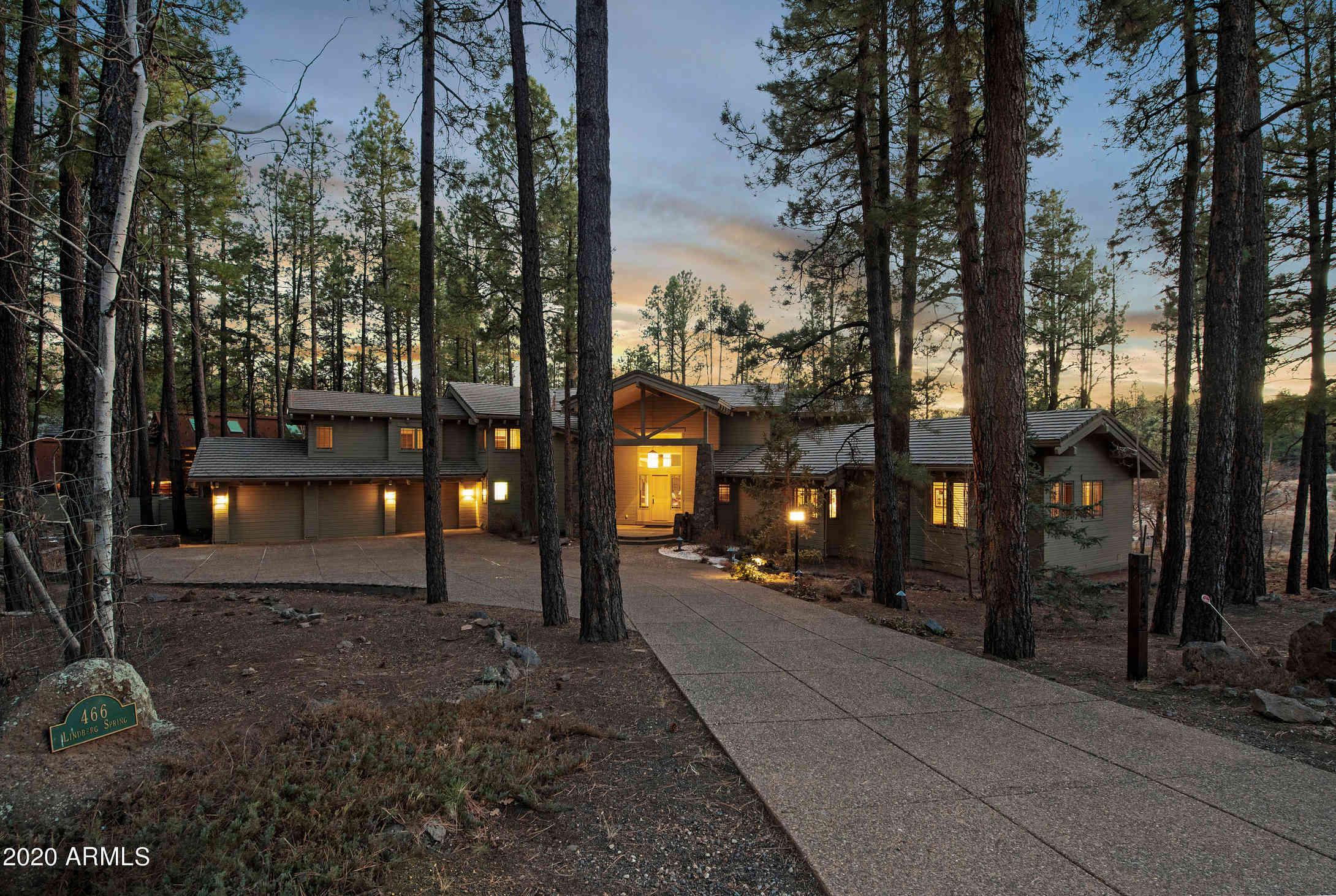 2143 Lindberg Spring --, Flagstaff, AZ, 86005,
