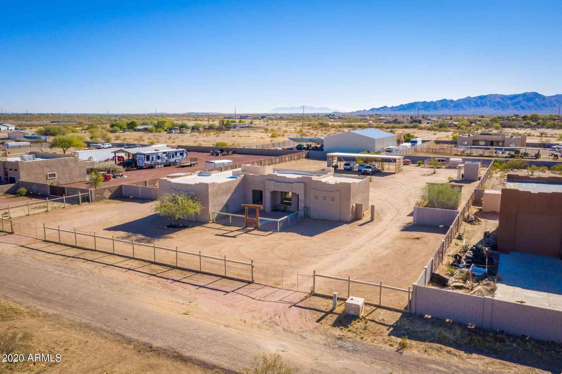 22207 W DALE Lane W, Wittmann, AZ, 85361,