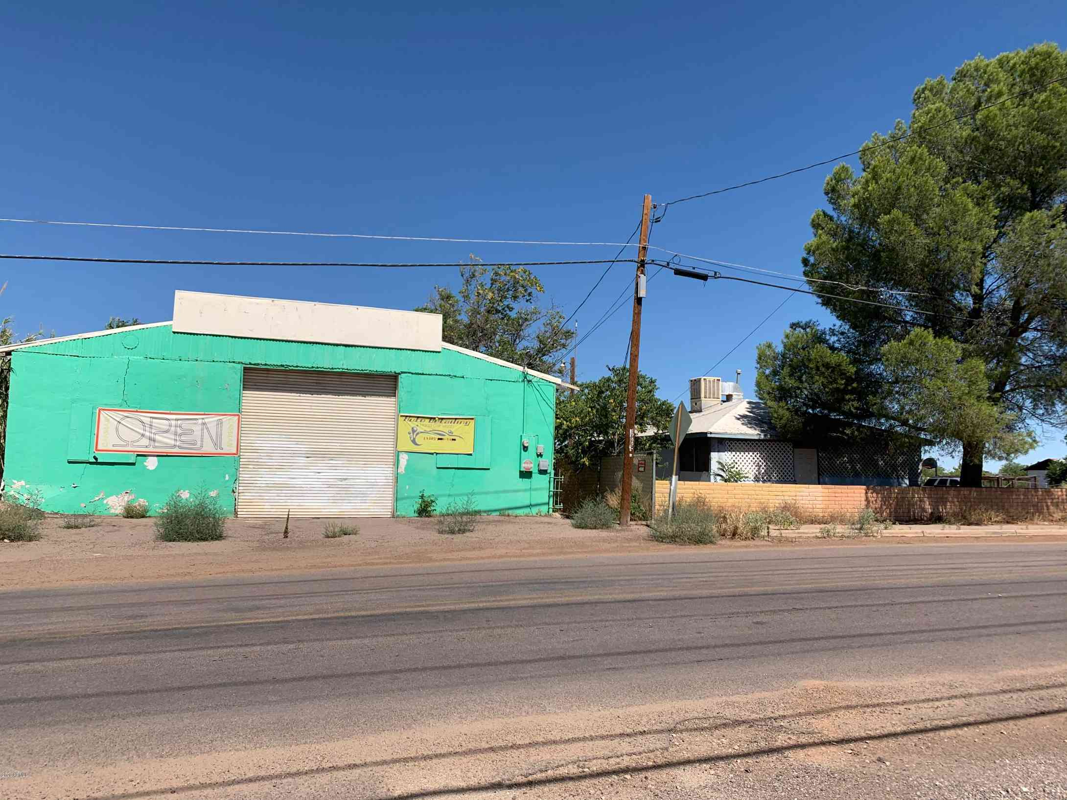 1720 N SULPHUR SPRINGS Street, Douglas, AZ, 85607,