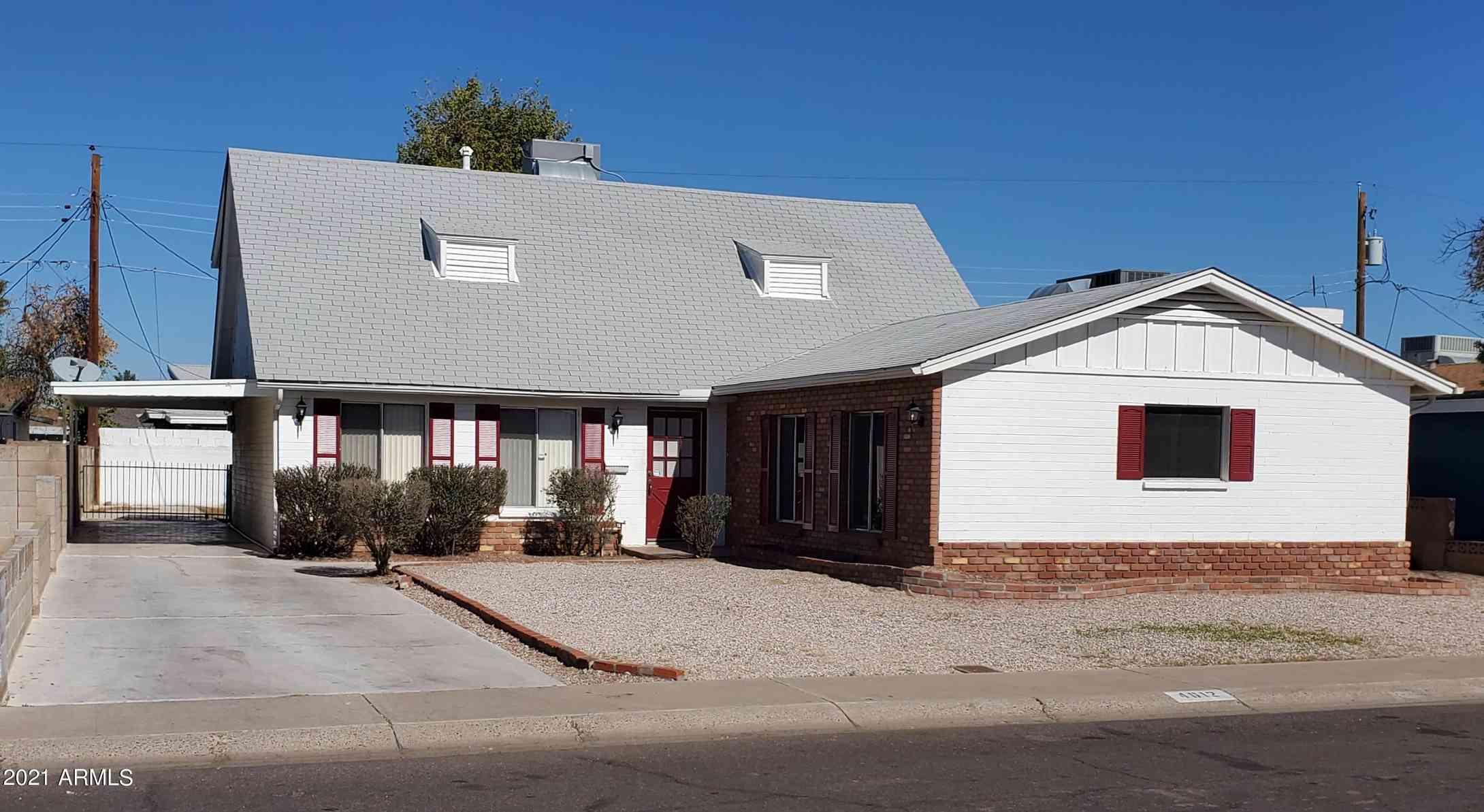 4612 W BERRIDGE Lane, Glendale, AZ, 85301,