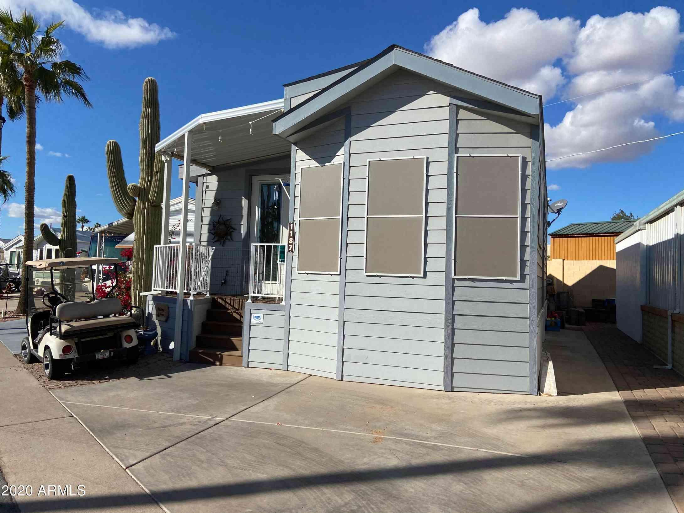 1187 W Klamath Avenue, Apache Junction, AZ, 85119,
