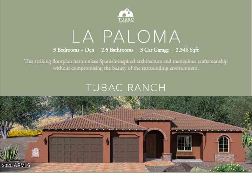 62 Madera Court, Tubac, AZ, 85646,