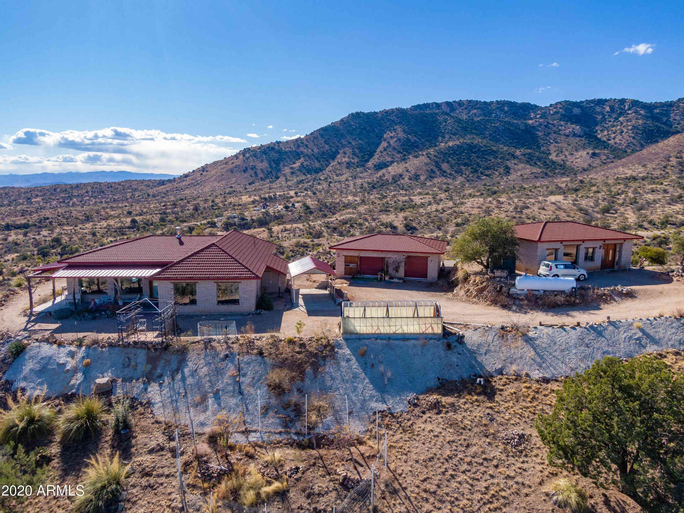 Swimming Pool, 6411 W Copper Belle Road, Elfrida, AZ, 85610,
