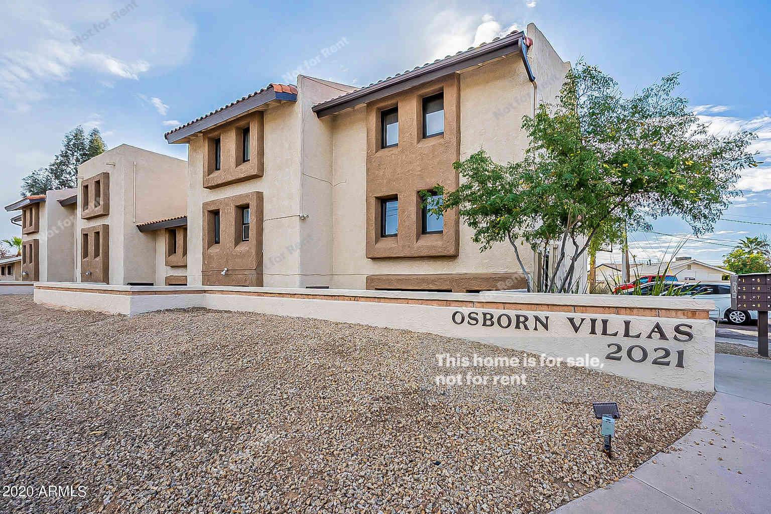 2021 E OSBORN Road #1, Phoenix, AZ, 85016,