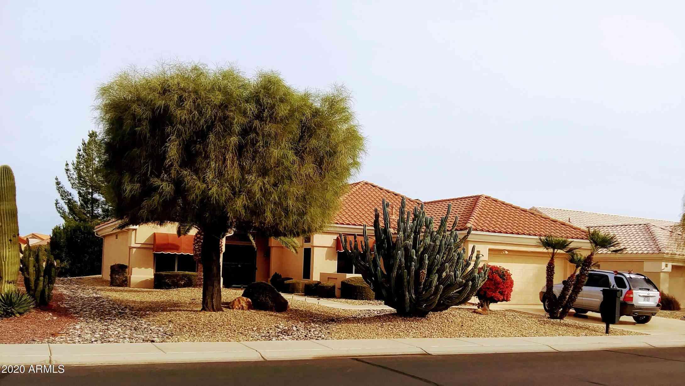 16014 W SENTINEL Drive, Sun City West, AZ, 85375,