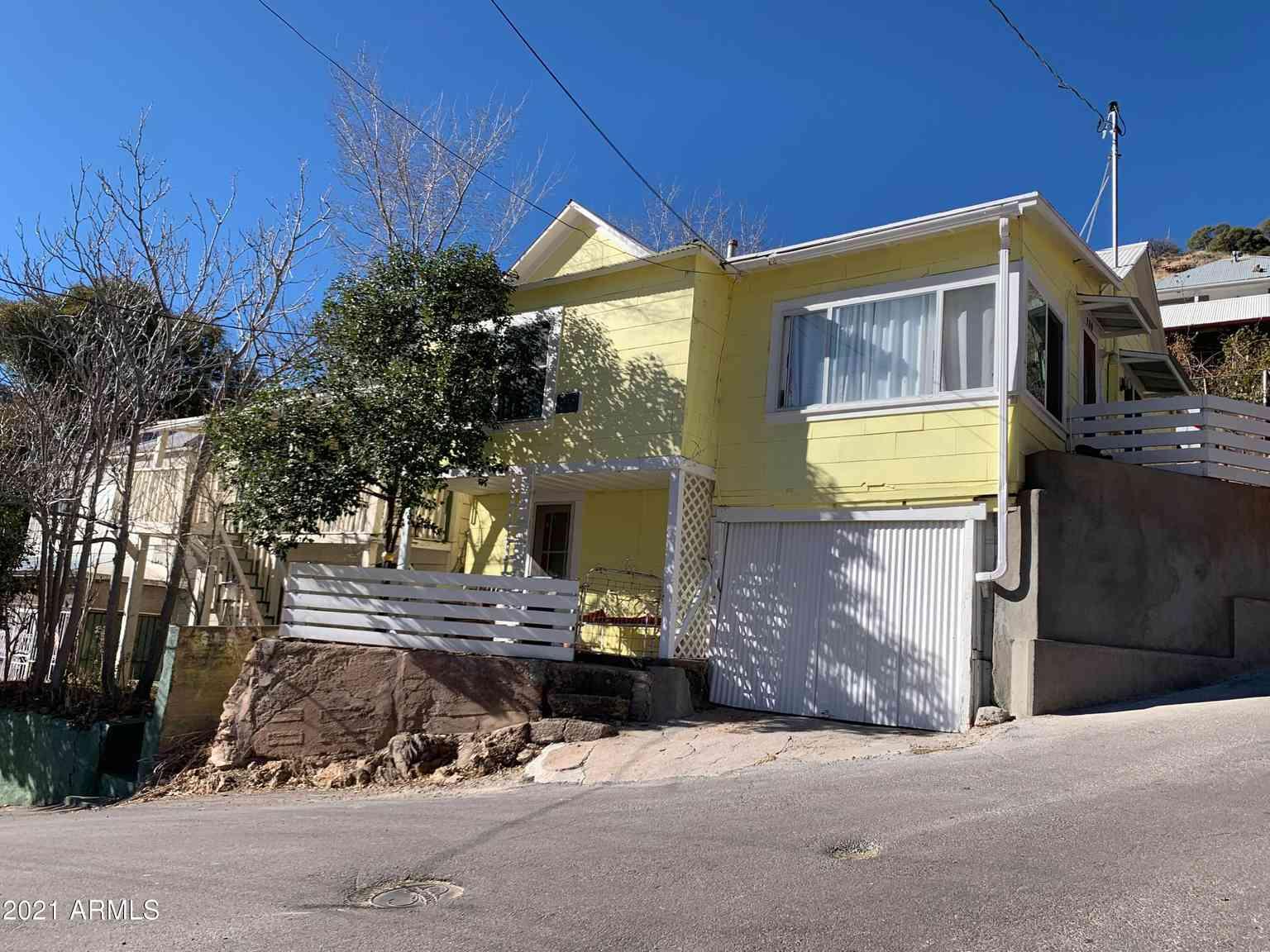 138 Opera Drive, Bisbee, AZ, 85603,