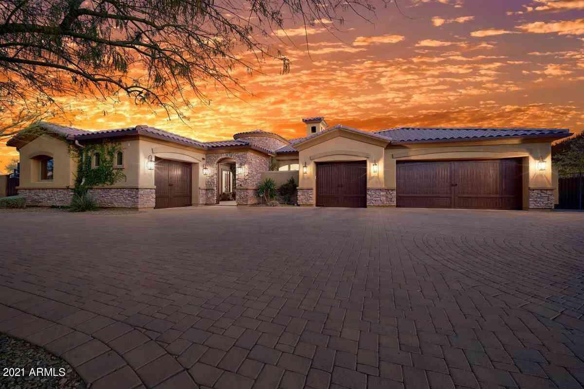 5607 E RANCHO TIERRA Drive, Cave Creek, AZ, 85331,