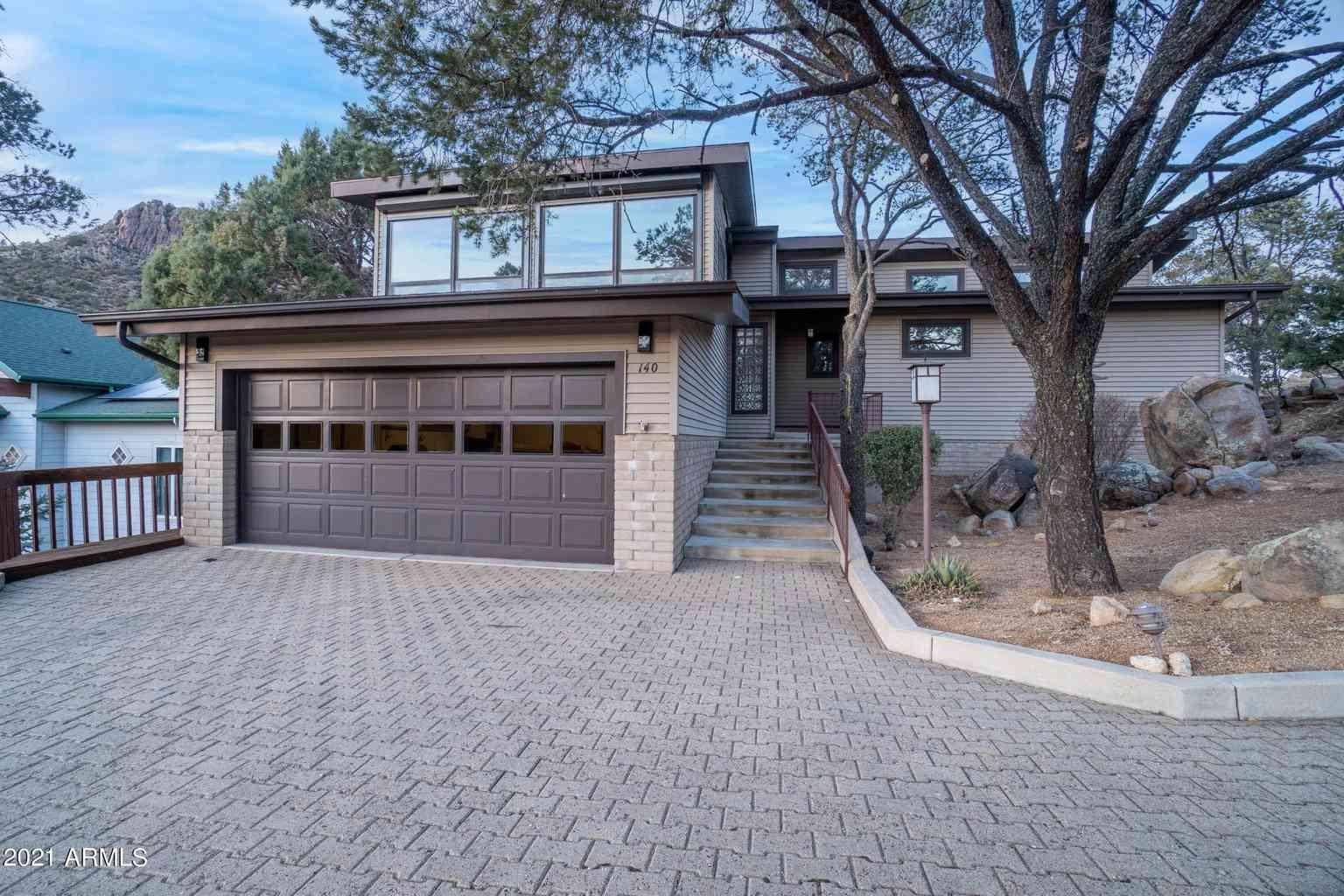140 N HORIZON Circle, Prescott, AZ, 86303,