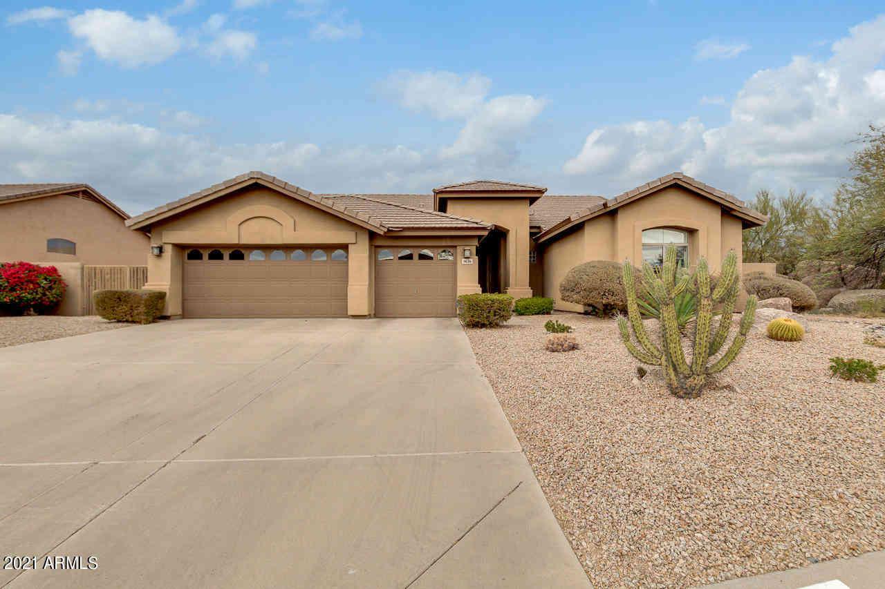 9636 E BALANCING ROCK Road, Scottsdale, AZ, 85262,
