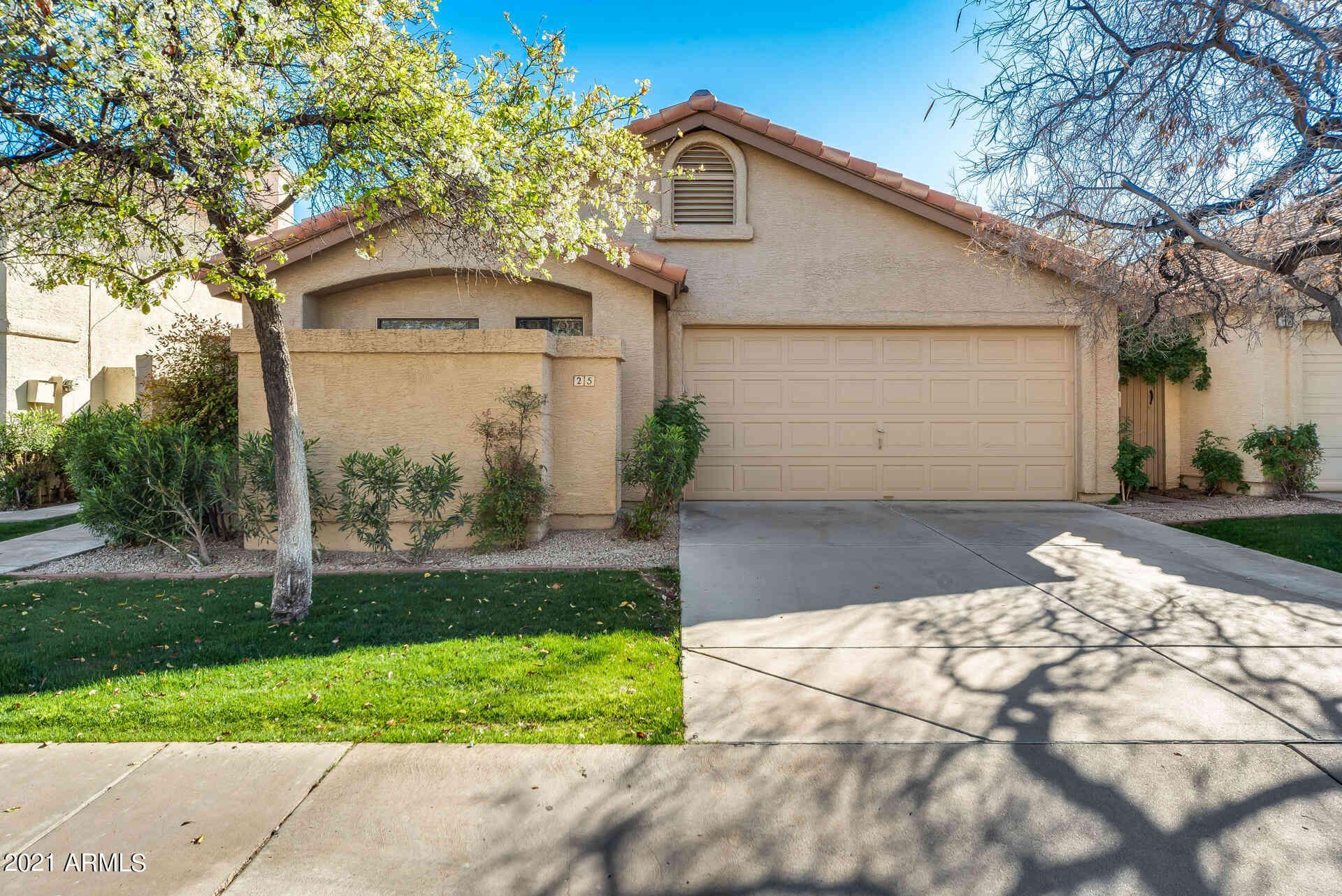 25 E SARAH Lane, Tempe, AZ, 85284,