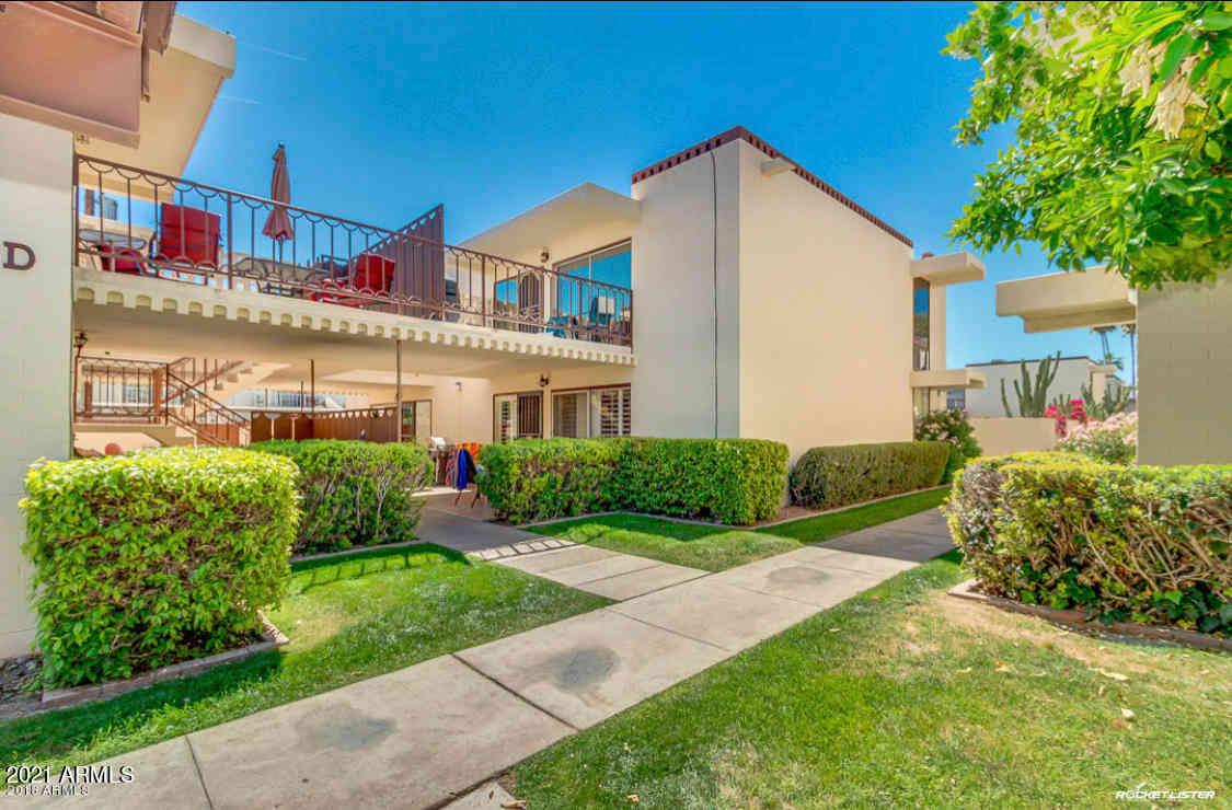 7751 E GLENROSA Avenue #D6, Scottsdale, AZ, 85251,